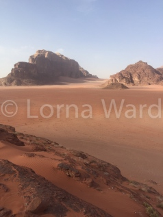 Following in Lawrence of Arabia's footsteps