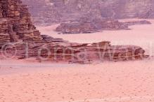 Wadi Rum, a breathtaking expanse