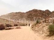 Petra, a vast city